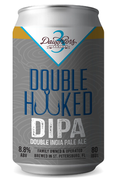 DOUBLE HOOKED DIPA