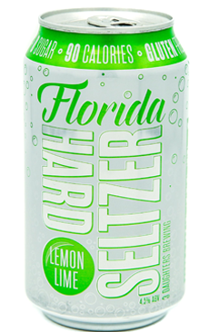 FLORIDA HARD SELTZER – LEMON LIME