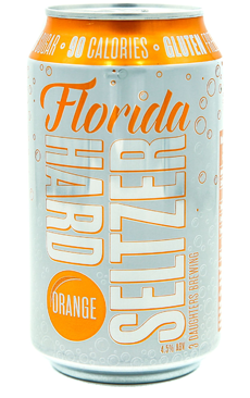 FLORIDA HARD SELTZER – ORANGE