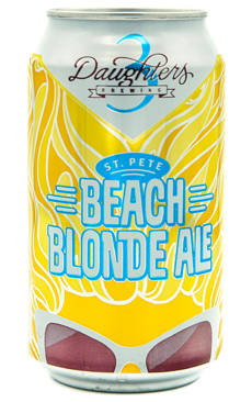BEACH BLONDE ALE