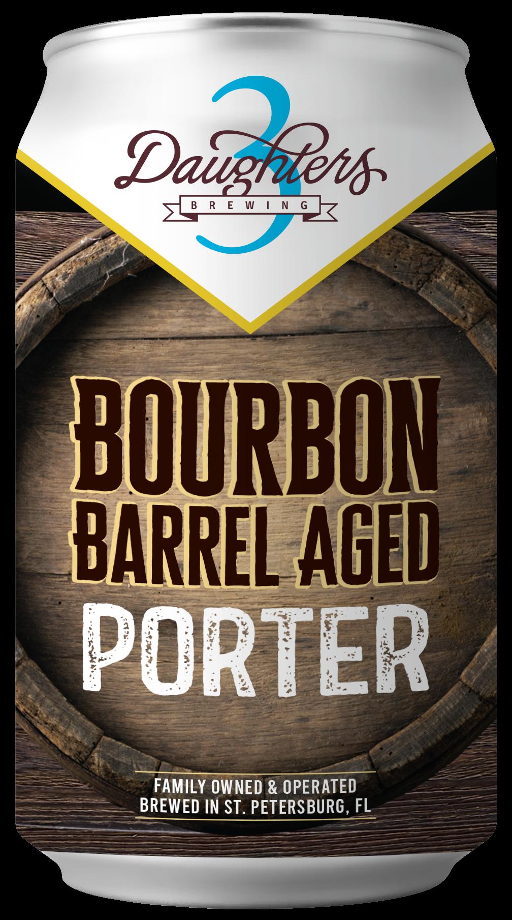 BOURBON BARREL-AGED PORTER