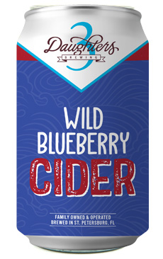 WILD BLUEBERRY CIDER