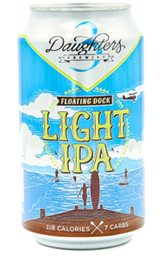 FLOATING DOCK LIGHT IPA