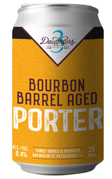 BOURBON BARREL-AGED PORTER