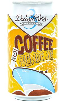 A WAKE COFFEE BLONDE