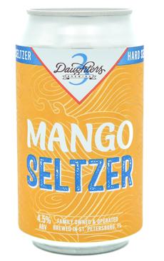 FLORIDA HARD SELTZER – MANGO