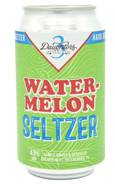 FLORIDA HARD SELTZER – WATERMELON