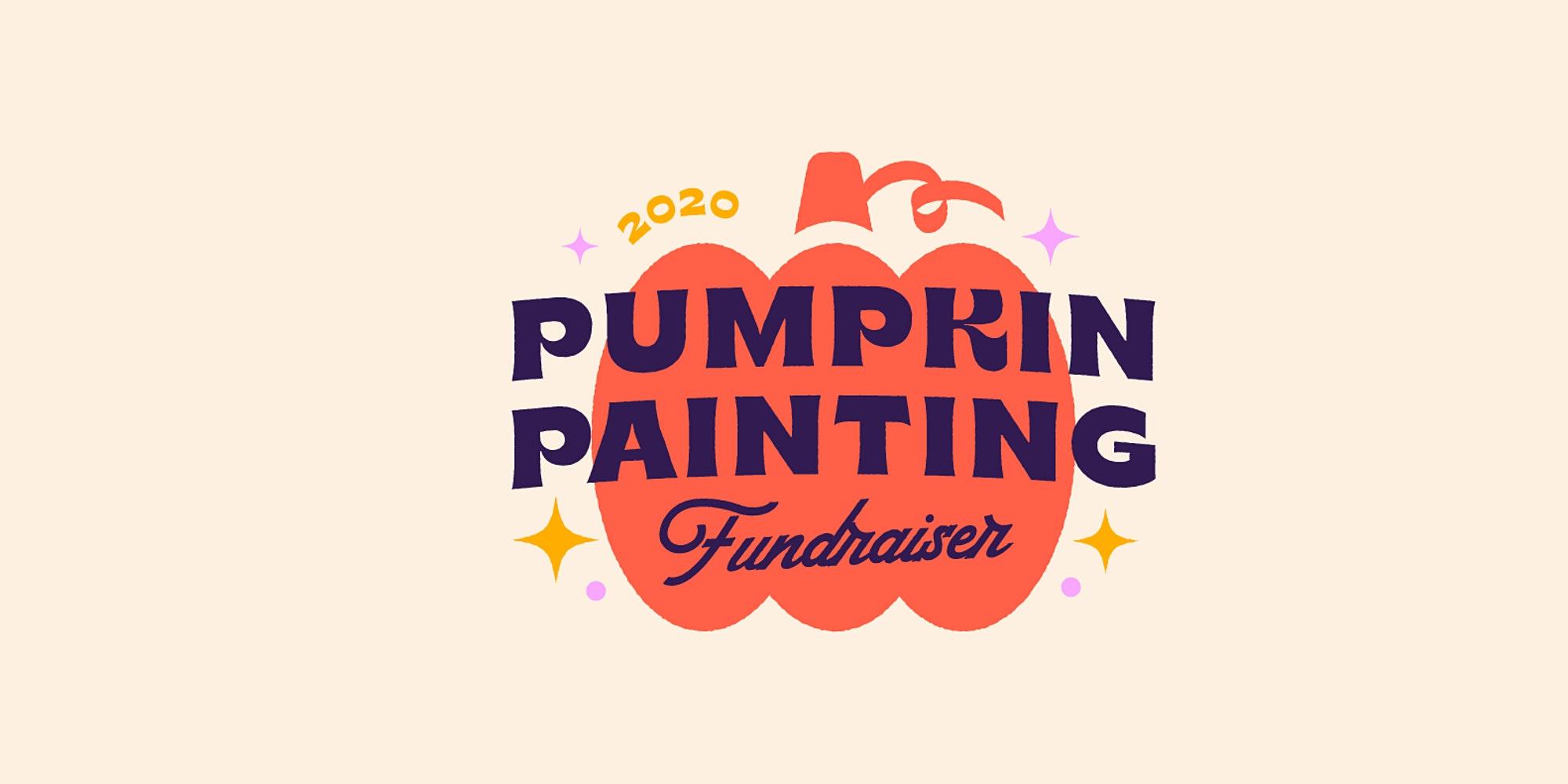 3rd Annual Pumpkin Painting Fundraiser