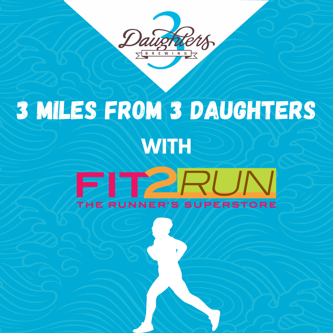 3 Miles from 3 Daughters with Fit2Run