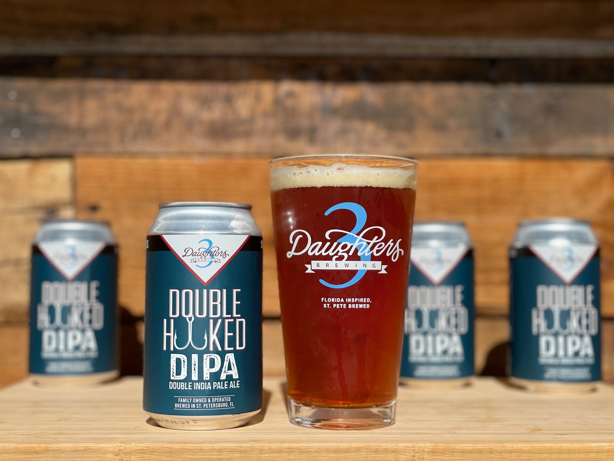 Double Hooked DIPA Launch Party
