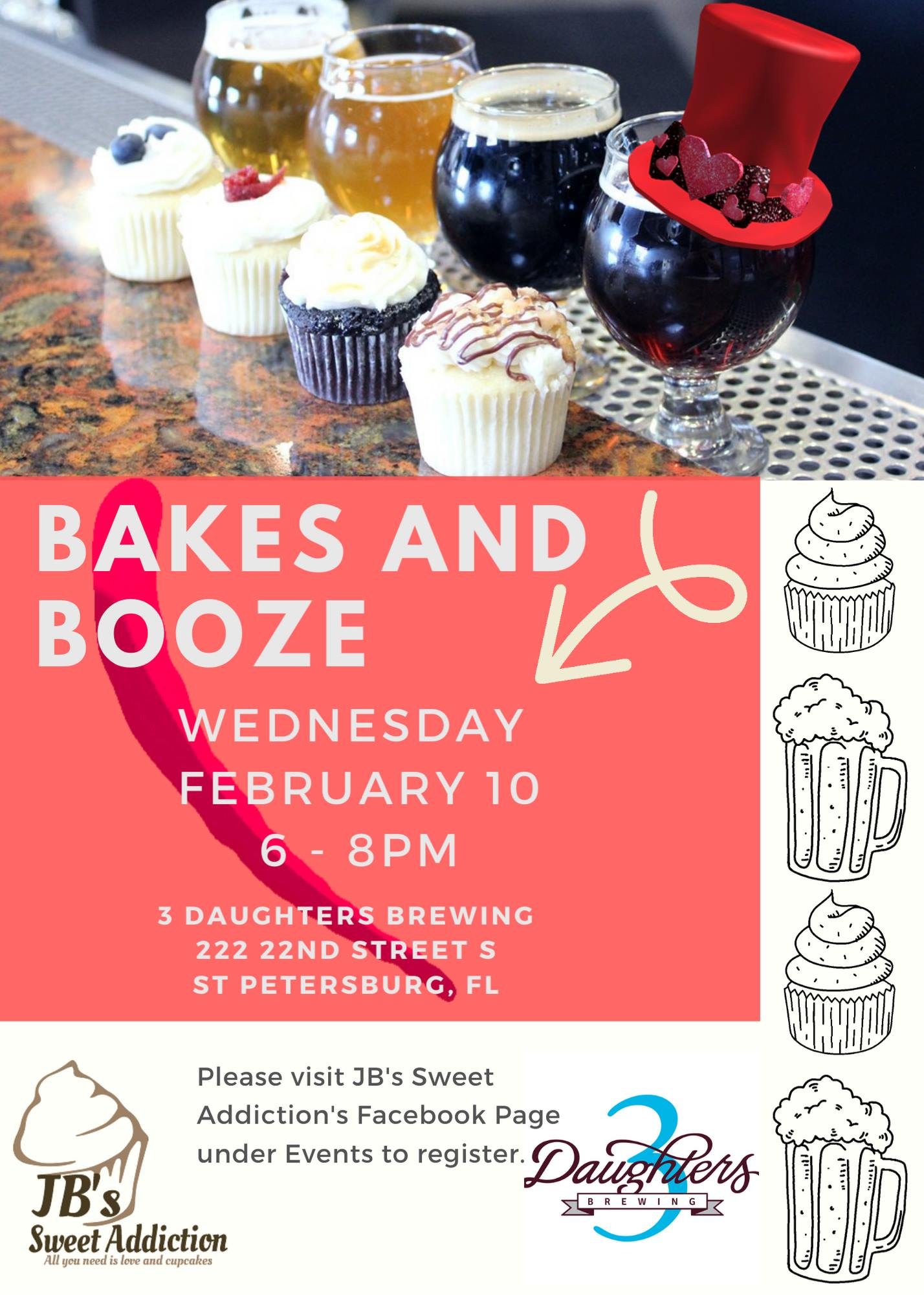 Sweets & Suds (Valentine's Addition)