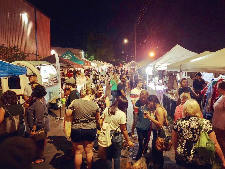 Food Truck Rally & Night Market