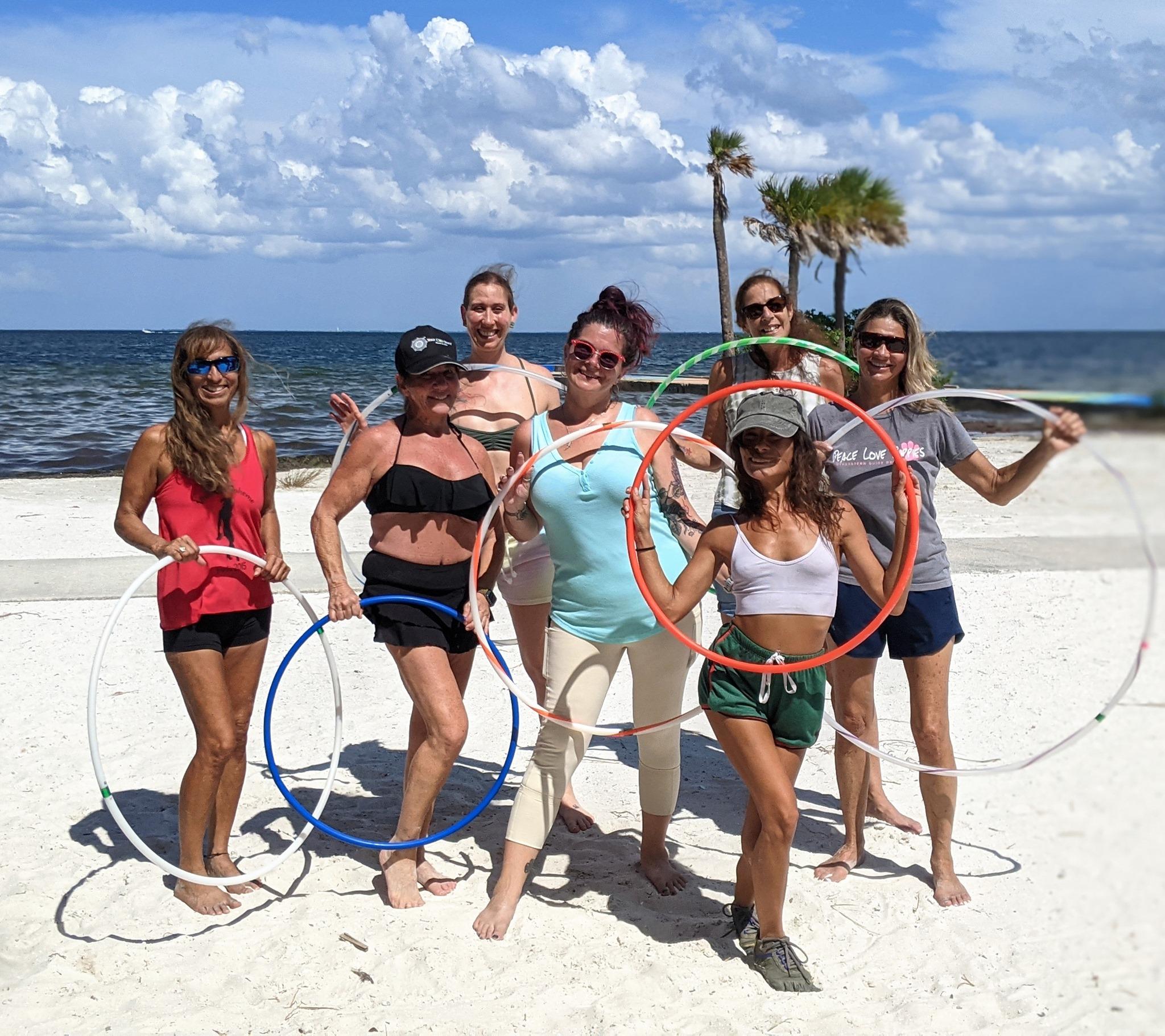 Hoops & Brews   FREE Hoop Dance Class + Meetup