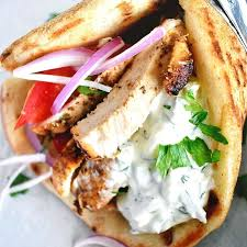 National Gyro Day with Maggie on the Move